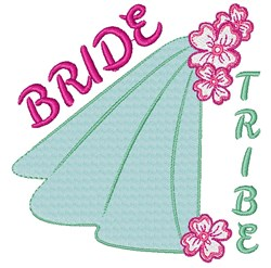 Veil_Bride_Tribe embroidery design