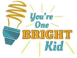 Bright Kid embroidery design