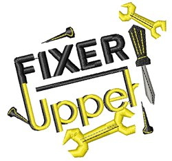 Tool Border Fixer Upper embroidery design