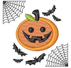 Halloween Base embroidery design