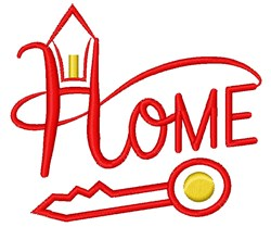 Home Base embroidery design
