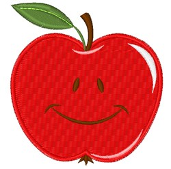 Apple Base embroidery design