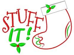 Stuff It! embroidery design