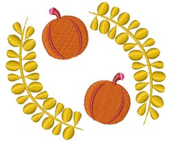 Thanksgiving Decorations embroidery design