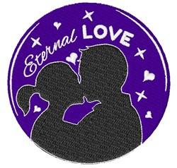 Eternal Love embroidery design