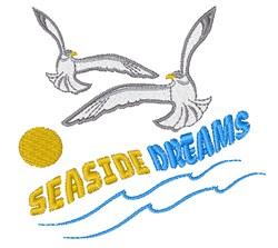 Seaside Dreams embroidery design