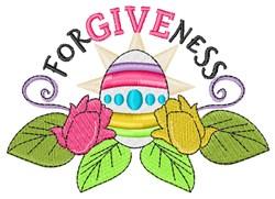 Forgiveness embroidery design