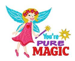 Youre Pure Magic embroidery design