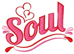Soul embroidery design