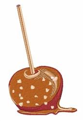 Caramel Apple embroidery design