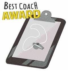 Best Coach embroidery design