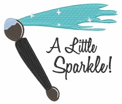 Little Sparkle embroidery design