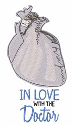 Love Doctor embroidery design