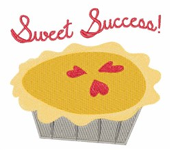 Sweet Success embroidery design