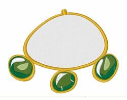 Bracelet Bangle embroidery design