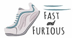Fast and Furious embroidery design