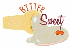 Bitter Sweet embroidery design