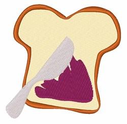 Jelly Bread embroidery design