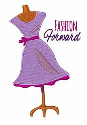 Fashion Forward embroidery design