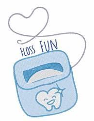Floss Fun embroidery design