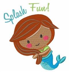 Splash Fun embroidery design