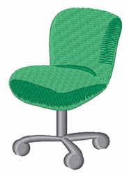 Office Chair embroidery design