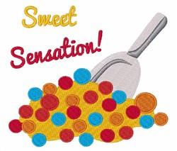 Sweet Sensation embroidery design