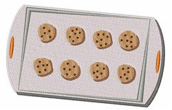 Bake Cookies embroidery design