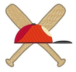 Baseball Bats embroidery design
