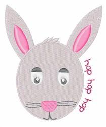 Hop Hop embroidery design