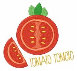Tomato Tomoto embroidery design