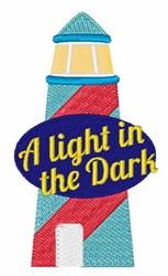 Light In The Dark embroidery design