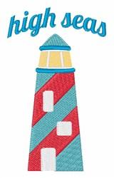 High Seas embroidery design