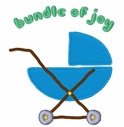 Bundle Of Joy embroidery design