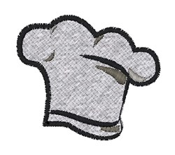 Chefs Hat embroidery design