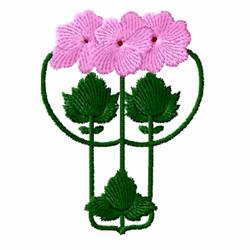 Art Nouveau Design 6 embroidery design