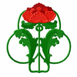 Art Nouveau Design 14 embroidery design