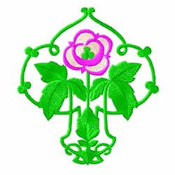 Art Nouveau Design 15 embroidery design
