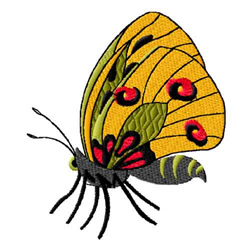 Butterfly 2 embroidery design