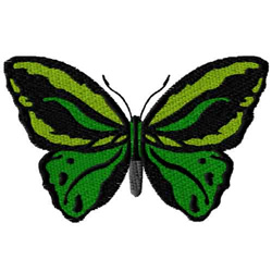Butterfly 7 embroidery design