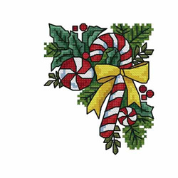 Christmas-candy-cane1 embroidery design