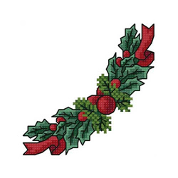 Christmas-greens-p1 embroidery design
