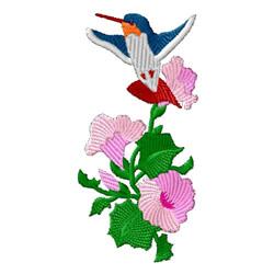 Hummingbirds-03 embroidery design
