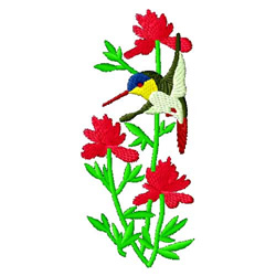 Hummingbirds-05 embroidery design