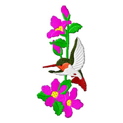 Hummingbirds-09 embroidery design