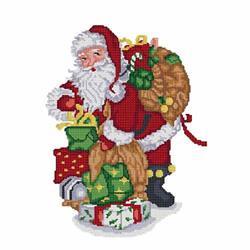 Santa-02 embroidery design