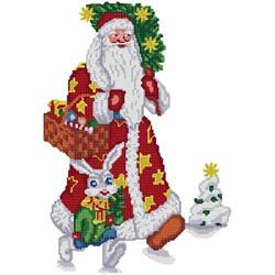Santa-03 embroidery design