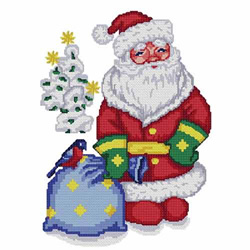 Santa-05 embroidery design