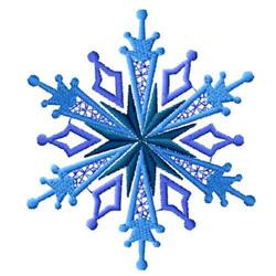 Snowflakes-03 embroidery design