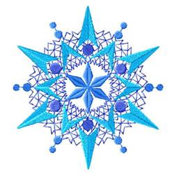 Snowflakes-07 embroidery design
